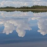 тонущие облака