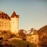 Грюерский замок, Швейцария